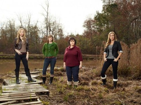 The Wives of Duck Dynasty: Meet the Robertson Wives