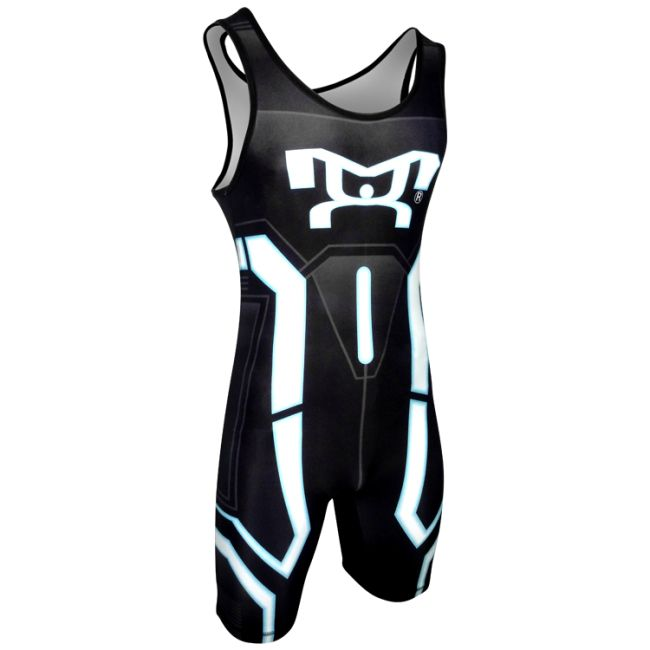 MyHOUSE Cyber Attack Singlets are well designed and comfortable Singlets for the #Wrestlers and Sports Enthusiast. MyHOUSE Sports is a leading seller of Custom Singlets and Sports Wear in the USA.