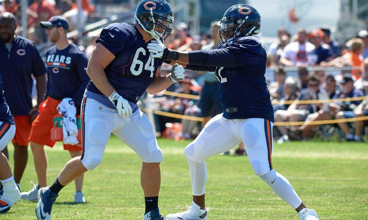 Bears guard Eric Kush out for season with torn hamstring = Chicago Bears head coach John Fox announced Monday that guard Eric Kush will need surgery to repair a torn hamstring. Kush will miss..... https://www.fanprint.com/licenses/chicago-bears?ref=5750
