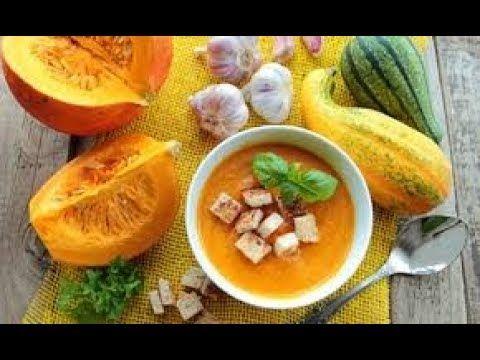 Потрясающий тыквенный суп! Готовить всем! Суп из тыквы.