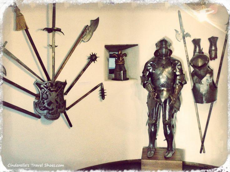 Armory of Bran's castle