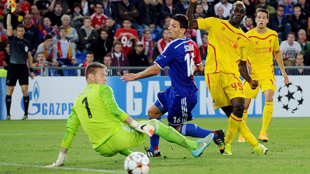 Basel 1-0 Liverpool   Basel's Marco Streller sinks Liverpool to extend Champions' League jinx