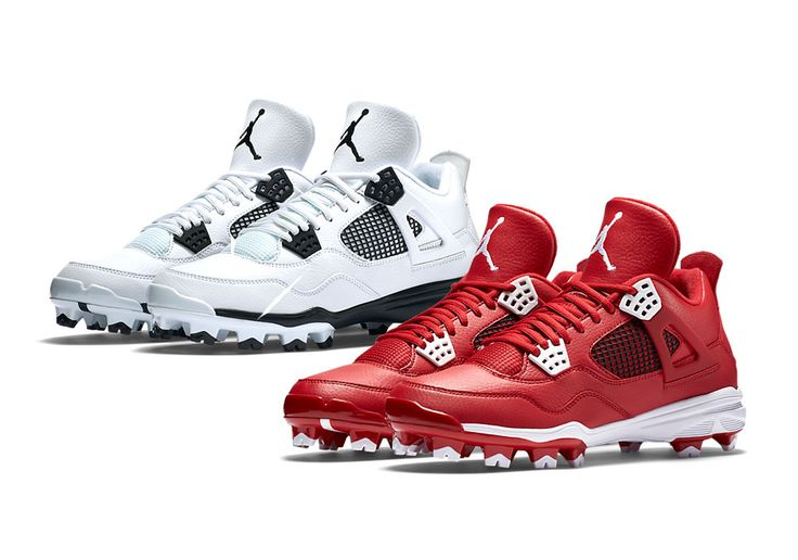 Jordan 4 Baseball Cleats | SneakerNews.com