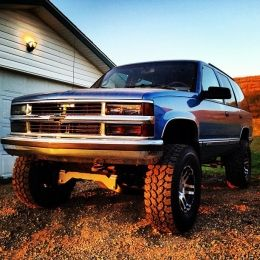 Chevrolet Tahoe by VighJ http://www.chevybuilds.net/chevrolet-tahoe-build-by-vighj