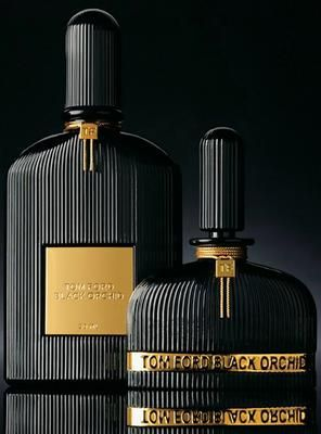 """LOVE <3 Makes me feel beautiful and confident! Absolute Favorite!!!  Black Orchid by Tom Ford is an """"oriental chypre"""" and the notes include black truffle, ylang ylang, bergamot, effervescent citrus, black currant, jasmine, Tom Ford black orchid, """"spicy floral and fruit accords"""", lotus wood, patchouli, incense, vetiver, vanilla, balsam and sandalwood."""