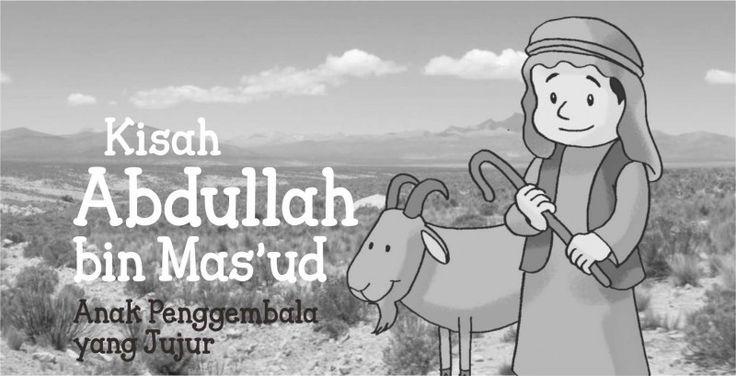 Tiga Siku - Yang Pertamakali mengumandangkan Al-Quran dengan suara merduSebelum Rasulullah shallallahu alaihi wasallam masuk ke rumah Arqam, Abdullah bin Mas`ud telah beriman kepadanya dan merupakan orang keenam yang masuk Islam dan mengikuti Rasulullah shal