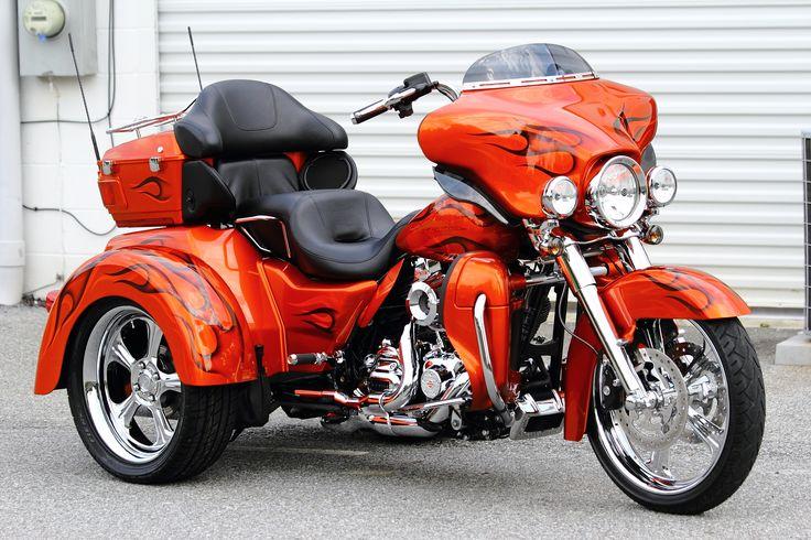 2011 Harley-Davidson Custom Tri-Glide