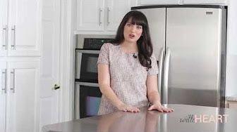 DIY: Painting Oak Kitchen Cabinets White - YouTube