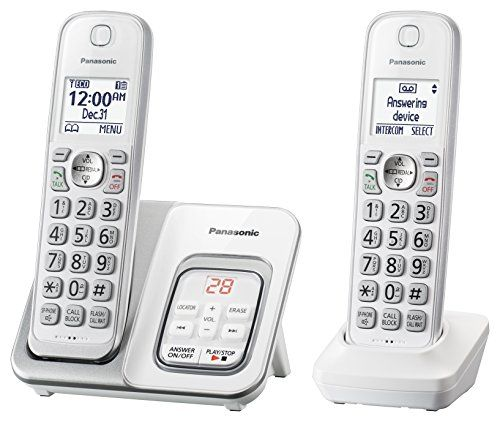 The Panasonic KX-TGD532W Expandable Cordless Phone with Call Block and Answering Machine – 2 Handsets  is an exceptional product which I've decided to review. Keep reading through  for information about pricing online, pros and drawbacks, and then a number of other  factors to know b...