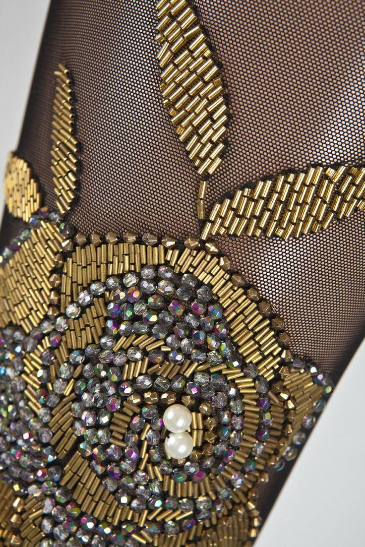 Gold Anastasiya Embroidery Mhairi McNicol Chloe Patience Copyright: bebaroque ltd