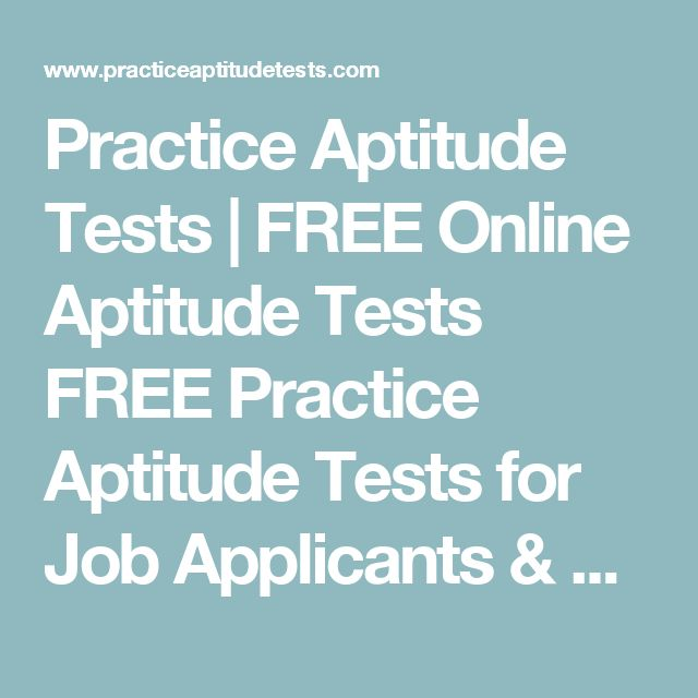 Best 25+ Career aptitude test free ideas on Pinterest Job - job test