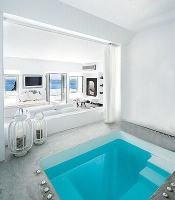 Small indoor pool or awesome big bathtub!