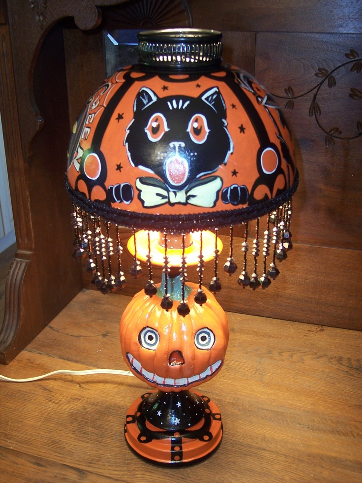 Trick or Treat upcycled