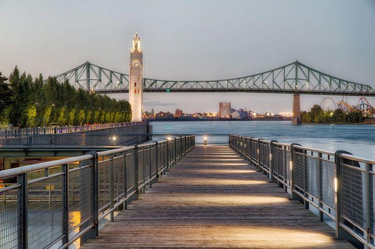 Vieux port de Montreal La Presse