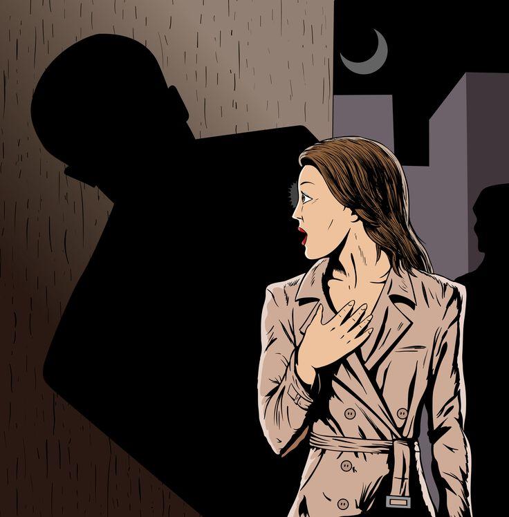 Better Paranoid than dead- easy self defense tips