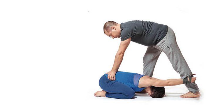 6 эффективных асан   при остеохондрозе