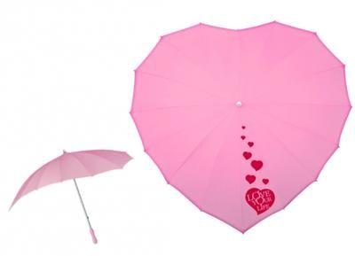 ombrello a cuore!