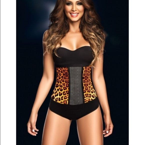"Ann Chery 2024 Animal Print Sport Trainer Get that extra boost of confidence with Fajas Ann Chery. The Girdle 2024 ""Animal Print"" smoothes your curves and flattens your abs instantly. This Colombian Faja comes with an inner cotton lining that protects skin from latex. You can use this Waist Cincher everyday. Ann Chery Intimates & Sleepwear Shapewear"