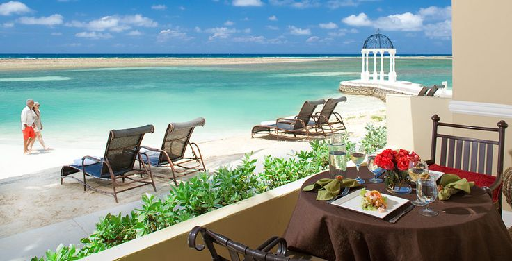 Sandals Royal Caribbean Luxury Resort in Jamaica