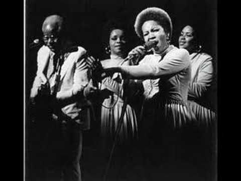 """Help Me Jesus"" - The Staple Singers absolutely one of my favorite songs Woo!"