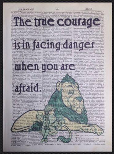 Wizard Of Oz Quote Vintage Dictionary Page Print Wall Art Picture Dorothy Kansas  Tin Man Flying Monkeys Picture Lion Courage Afraid by ParksMoonPrints on Etsy https://www.etsy.com/listing/277834652/wizard-of-oz-quote-vintage-dictionary