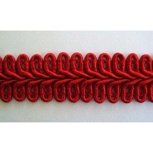 15 Yds Washable Gimp Braid Trim 037 Cherry Red .5 Inch $12