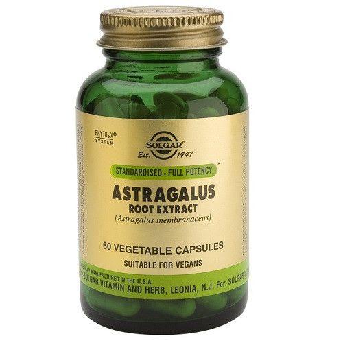Astrágalus Extracto de raíz 60 cápsulas vegetales – Herbolario Oriente