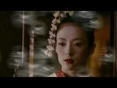 """Found this amazing creation on youtube ~ One of my favorite songs from my favorite opera """"Madame Butterfly"""", set with a video from """"Memoirs of a Geisha"""", a film based on the novel. Beautiful! ♥"""