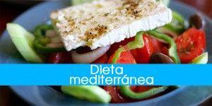 Un menú de dieta mediterránea está basado en incluir alimentos frescos y de temporada, como verduras, legumbres, además de tubérculos, cereales, frutos ...