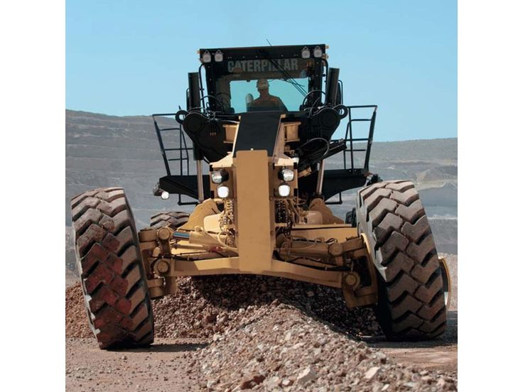 Cat 24 Motor Grader Caterpillar 24m Graders Motor
