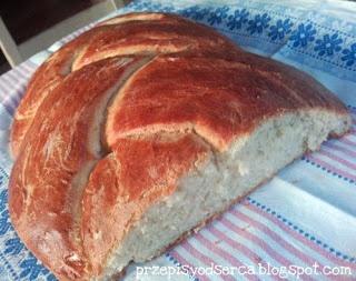 Chałka drożdżowa/Plait bread