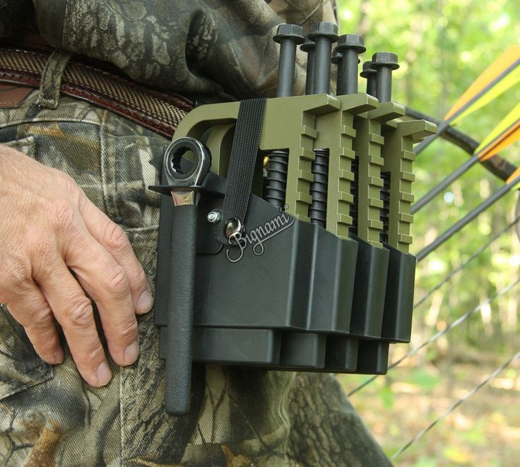 cranky tree steps holster kit - Big Archery