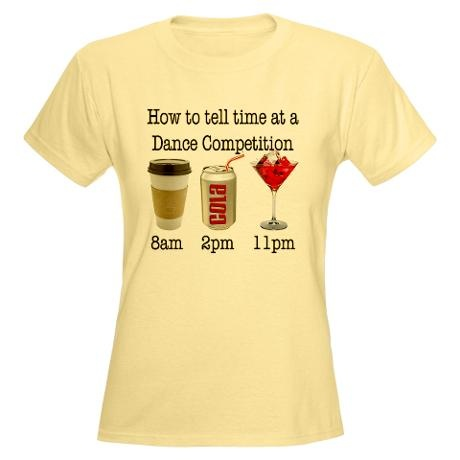 can't wait for dance competition this year!