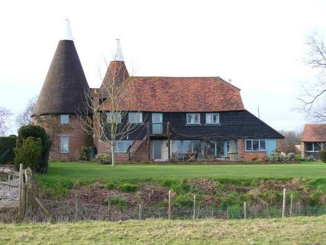 Barns Renovated Into Homes Oast House By Hancox