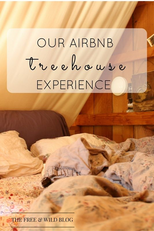 When we were in Petaluma, California for our honeymoon, we stayed at an  amazing Airbnb for my birthday!