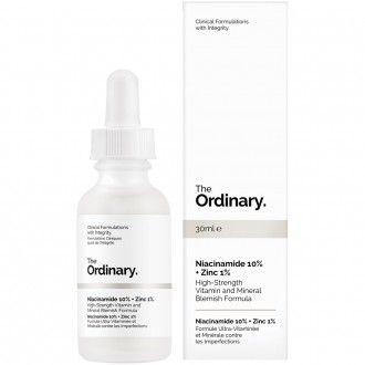 The Ordinary Niacinamide 10% + Zinc 1% 30 mL