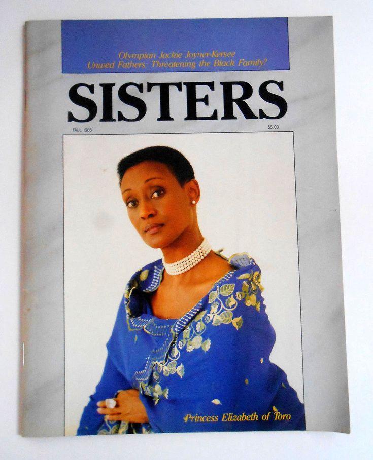Sisters Magazine Spring 1988 issue Vol.1 No.2 | eBay