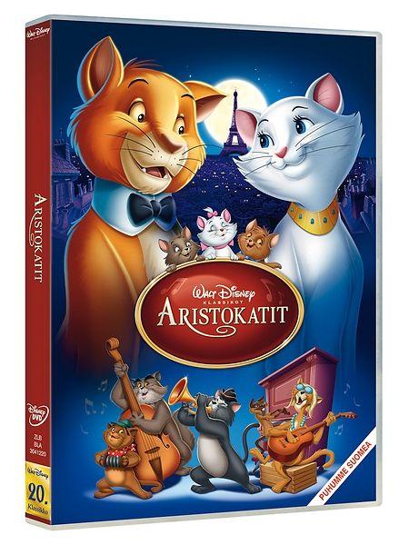 Aristokatit-dvd