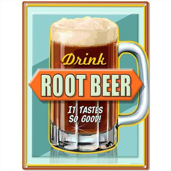 Root Beer Kitchen Decor