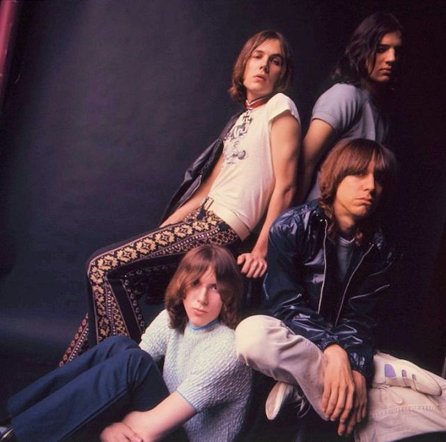 The Stooges, 1969 Photo taken by Joel Brodsky