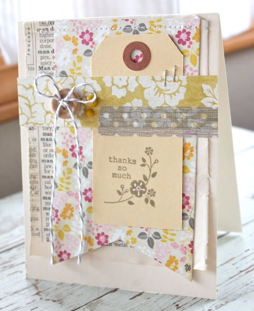 2969 best scrapbooking diy images on pinterest card for Paper mashing craft
