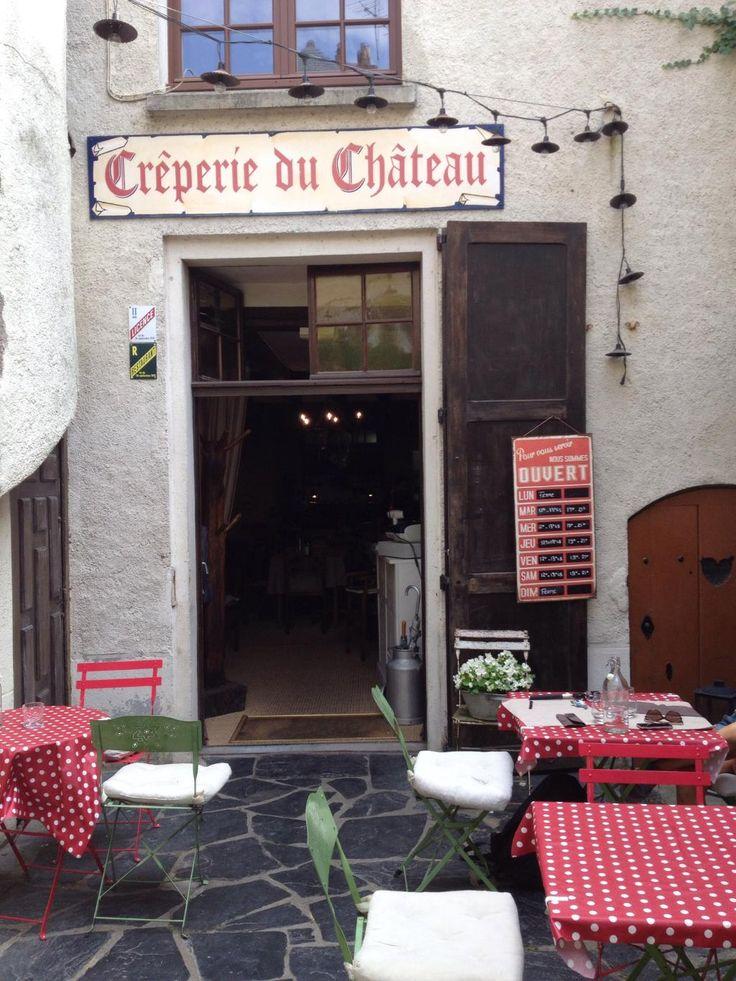 La Creperie du chateau, Angers