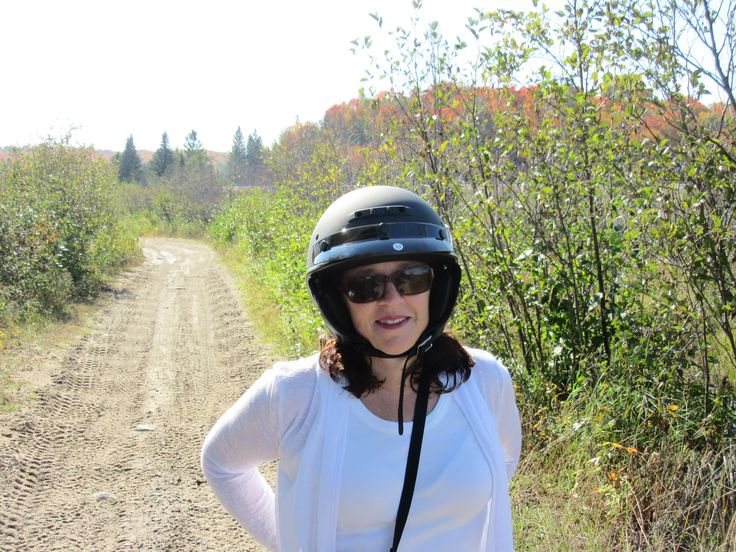 An ATV Trip on the Seguin Trail System in Emsdale, Ontario  http://www.sandlake.on.ca