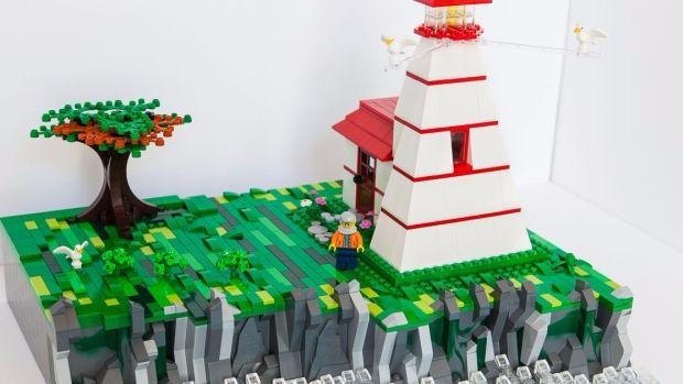 This Canada 150 project explores national identity in an unlikely medium: Lego | CBC Canada 2017