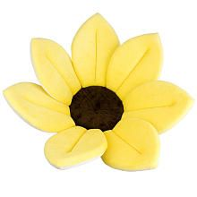 Blooming Bath Plush Baby Bath  Canary Yellow