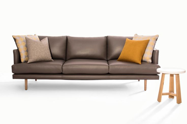 Melba, an Australian made, bespoke sofa.  Have it made in your choice of fabric, and size.  See our extensive fabric library in store.   From Urban Rhythm, Melbourne urbanrhythm.com.au