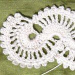 вязание кружева крючком – подробное описание для начинающих