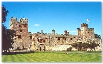 Naworth Castle - Sir Thomas DeDacre - View media - Ancestry.com: Castles Sets, England, Ancestors Castles Hom, Google Search, Castles Tours, Medieval Castles, Families Trees, Castles Carlisl, Naworth Castles