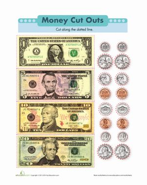 printable money math money worksheets learning money money activities. Black Bedroom Furniture Sets. Home Design Ideas