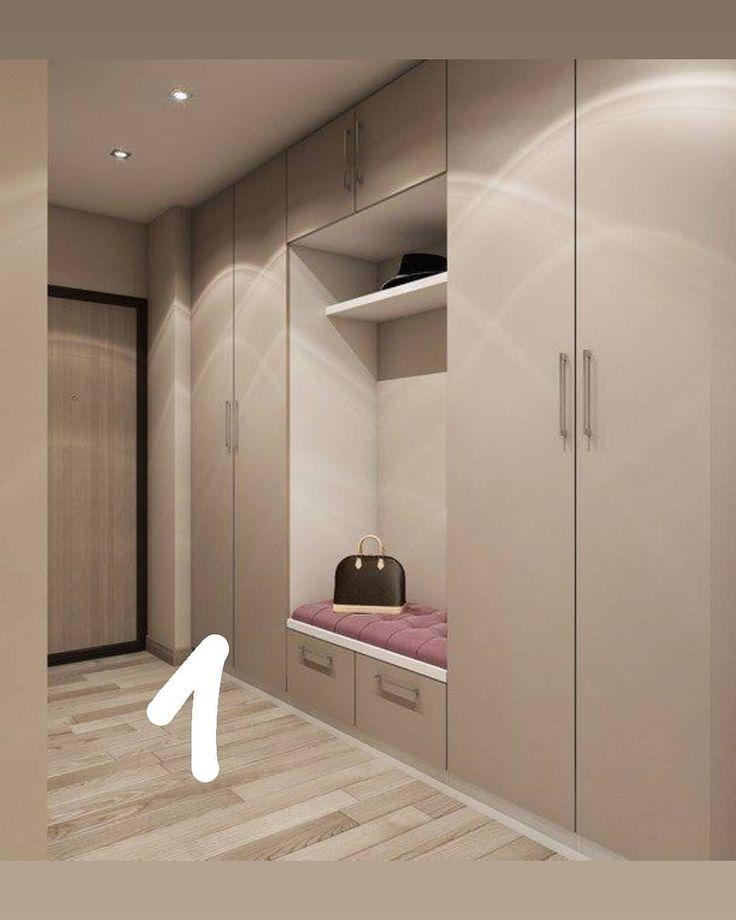 этой статье дизайн встроенной прихожей в квартире фото была шестая